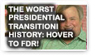 The Worst Presidential Transition In History: Hoover To FDR - Dick Morris TV: History Video!