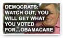 Watch Out, You Will Get What You Voted For...ObamaCare - Dick Morris TV: Lunch Alert!