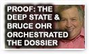 Proof: The Deep State & Bruce Ohr Orchestrated The Dossier - Lunch Alert!