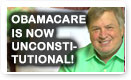 Obamacare Is Now Unconstitutional - Lunch Alert!